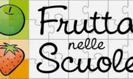EDUCAZIONE ALIMENTARE CON LA FRUTTA A SCUOLA