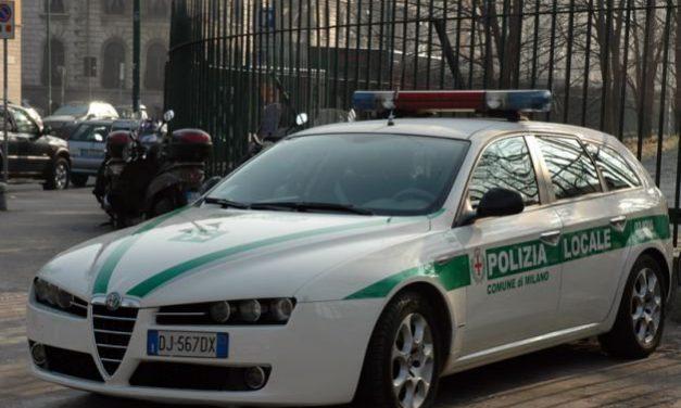 LA POLIZIA MILANESE IN CAMPO A DIFESA DEL BUON COMMERCIO