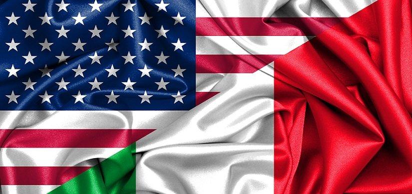 DAZI USA SU OLIO, VINO E PASTA: L'EXPORT A RISCHIO