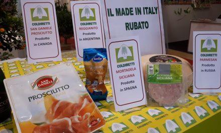 """SEMPRE PIÙ L'AGROALIMENTARE ITALIANO È """"PIRATATO"""" ALL'ESTERO"""
