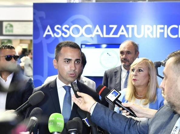 ALLA MODA ARRIVANO LE PROMESSE DEL GOVERNO DI MAGGIORI FINANZIAMENTI
