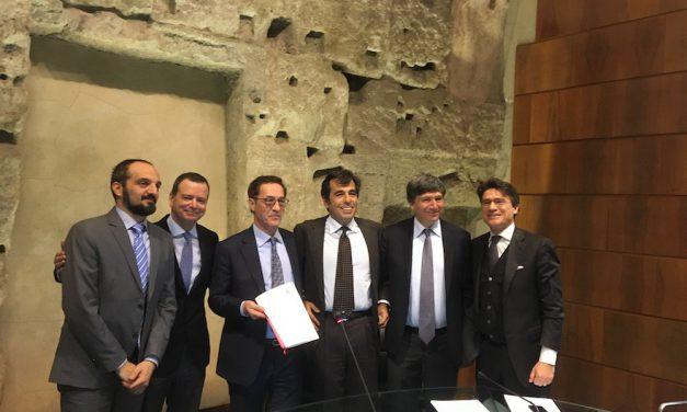 ROMA SI ALLEA CON BARCELLONA PER LA LOGISTICA DELL'AGROALIMENTARE