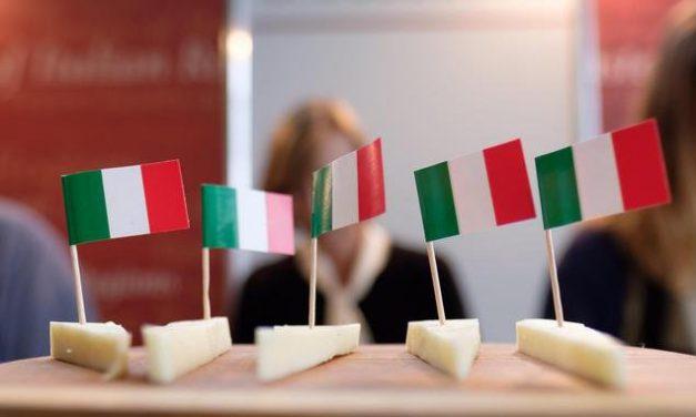 IL CIBO PRODOTTO IN ITALIA PIACE NEL MONDO E (MOLTO) AGLI ITALIANI