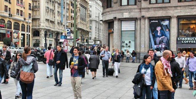 IL CASO DI MADRID: PEDONALIZZARE IL CENTRO FAVORISCE LA MODA