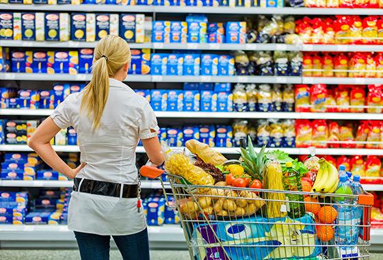 PIÙ DELLA 'MARCA' CONTA LA 'TABELLA NUTRIZIONALE'