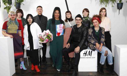 CIRCOLARITÀ E INNOVAZIONE PER VINCERE L'H&M AWARD