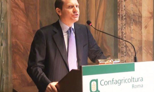 CONFAGRICOLTURA: COMPRATE AGROALIMENTARE ITALIANO