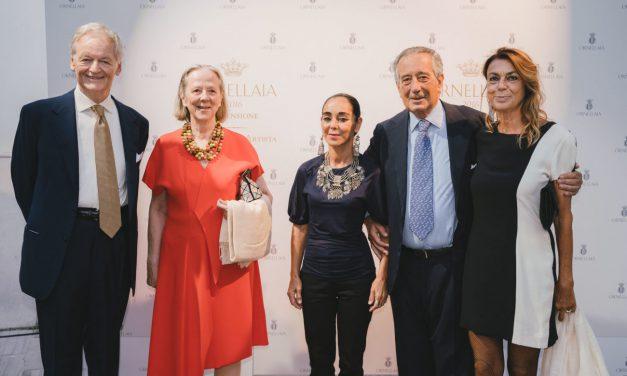 OLTRE 300 MILA DOLLARI IN BENEFICENZA DA ORNELLAIA