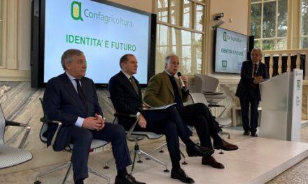 SFIDA AL FUTURO NEL CENTENARIO DI CONFAGRICOLTURA