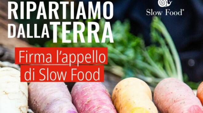 LA FILIERA DEI RISTORANTI SLOW FOOD CHIEDE ASCOLTO