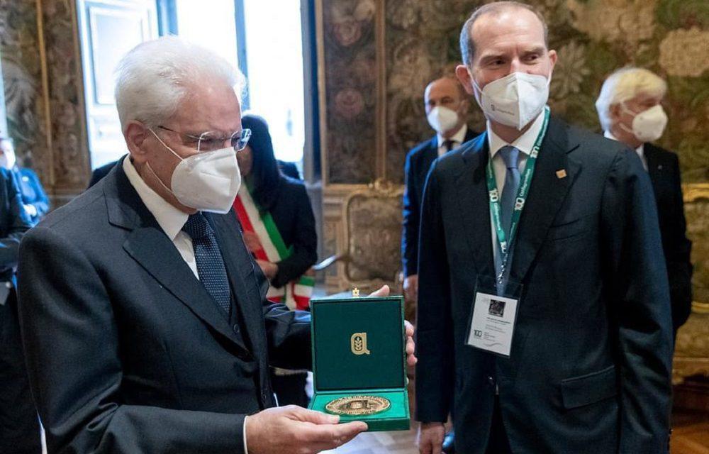 FESTEGGIATI A ROMA I CENTO ANNI DI CONFAGRICOLTURA