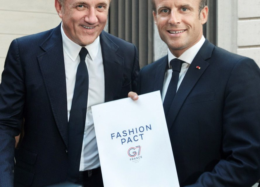 RADDOPPIATE IN UN ANNO LE ADESIONI AL FASHION PACT