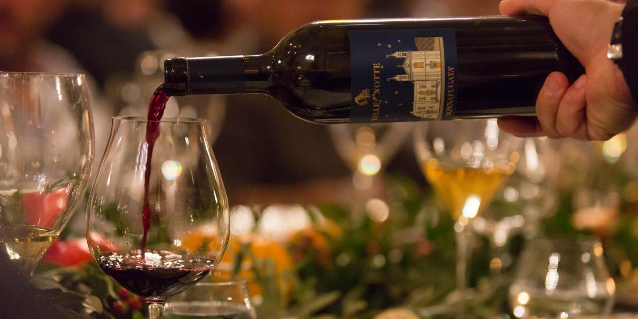 DONNAFUGATA CONQUISTA L'EXCELLENT WINE IN CINA